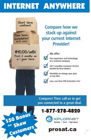 Our Internet Packages